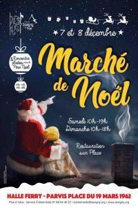 Marché de Noël les 7 et 8 décembre 2019