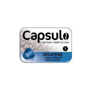 Capsulo Décaféiné