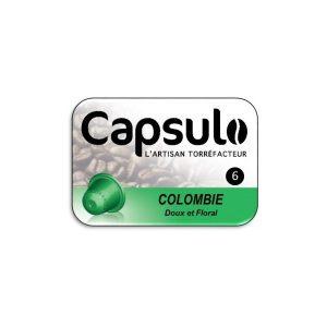 Capsulo Colombie