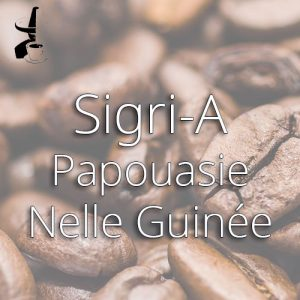 Café – Sigri A de Papouasie Nouvelle Guinée