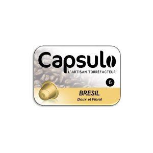 Capsulo Brésil