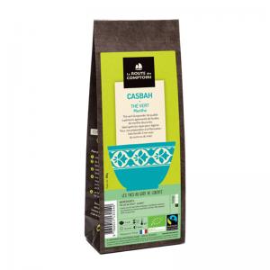 Casbah – Thé Vert Bio à la menthe
