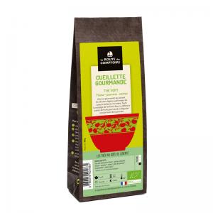 Cueillette Gourmande – Thé Vert Bio