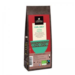 Earl Grey – Thé noir bio à la Bergamote