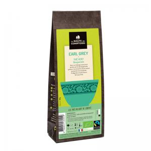Earl Grey Vert – Thé Vert Bio