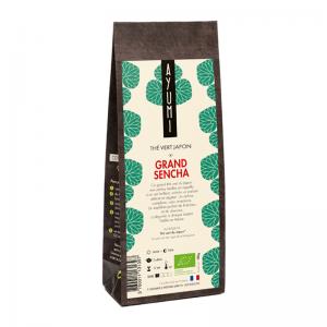 Grand Sencha – Thé Vert Bio du Japon