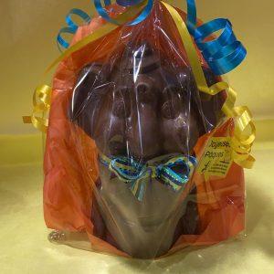 Eléphant en chocolat