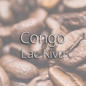 Café Congo – région du lac Kivu